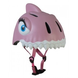 CASCO CRAZY SAFETY PINK SHARK