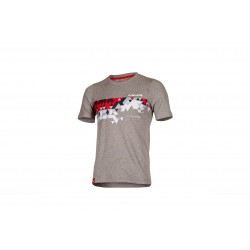 CAMISETA MMR GRIS PASSION FOR CYCLING